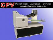 Selfmailer/ Glue Folder/ Falzmaschine, Modell GL 504 (mit Perforation)