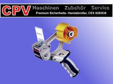 Premium Handabroller, 75 mm Klebebandbreite, CEX 838
