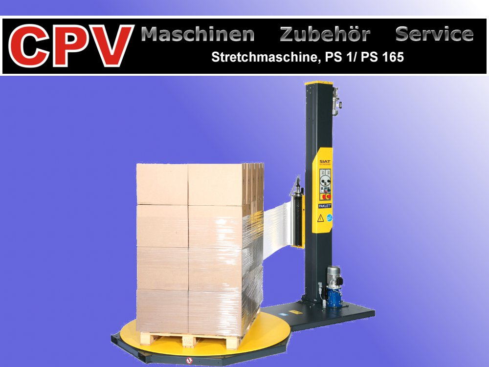 postbearbeitung verpackung stretchmaschine ps 1. Black Bedroom Furniture Sets. Home Design Ideas